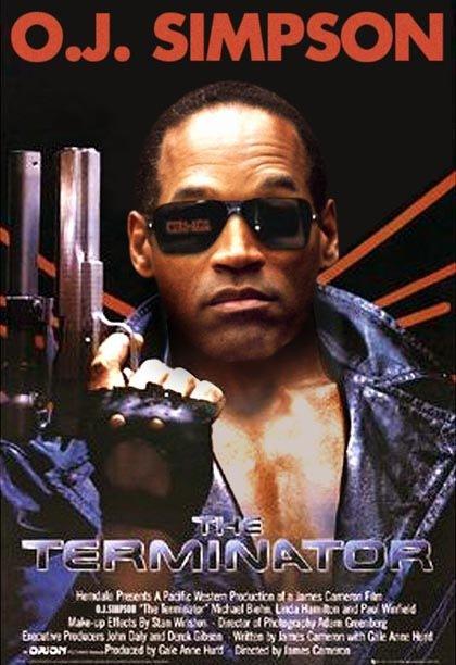 O. J. Simpson in Terminator