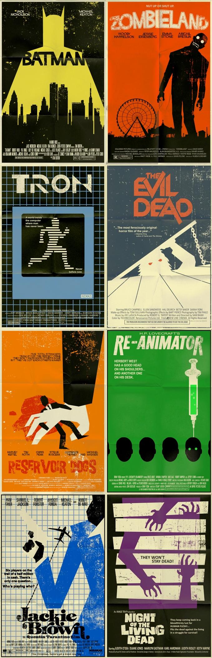 Vintage Poster von Mark Welser