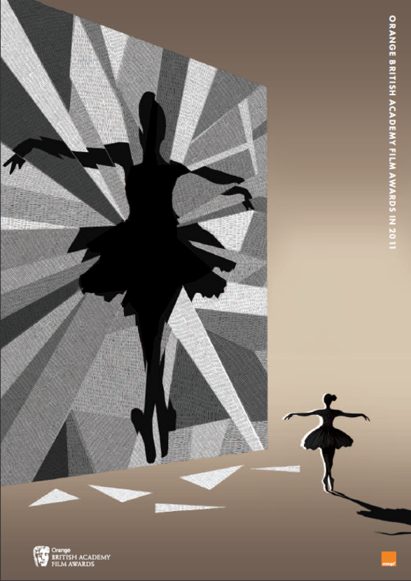 BAFTA: Black Swan (by Adam Simpson)