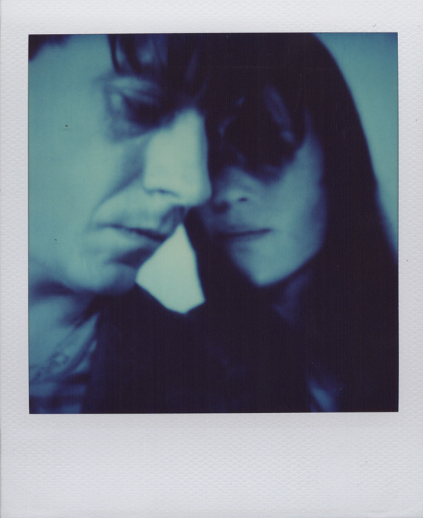 The Kills x Polaroid