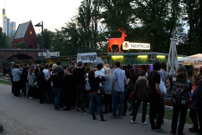 Jägermeister Wirtshaus Tour in Frankfurt