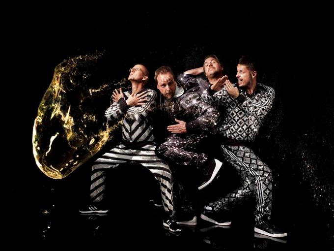 Die Fantastischen Vier x Beck's Gold Fresh Experience