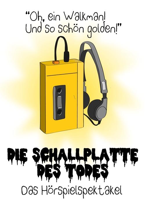 Die Schallplatte des Todes