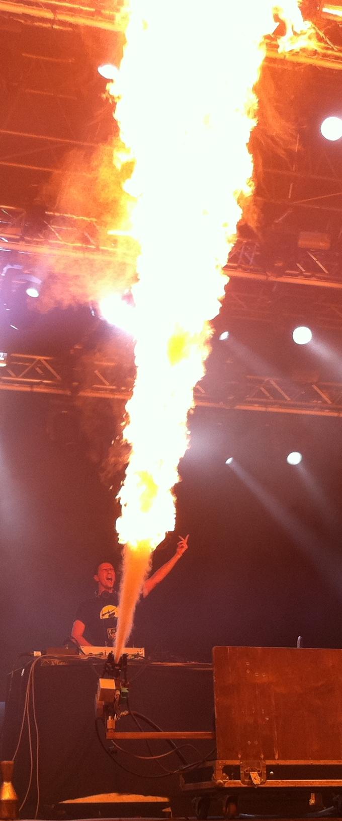 Boys Noize @ Berlin Festival 2011