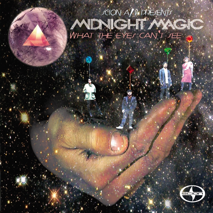 Midnight Magic - What The Eye's Cant See EP