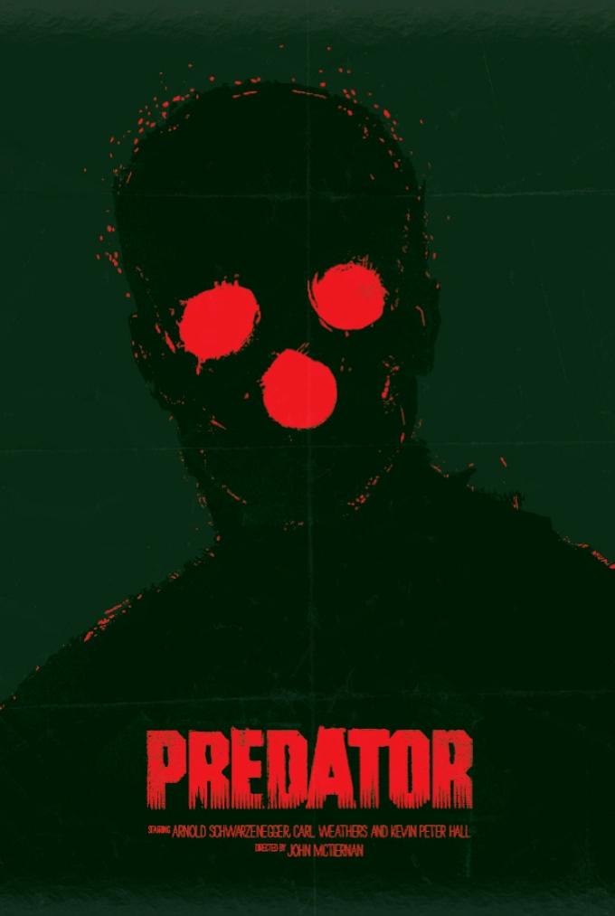 Predator by Daniel Norris