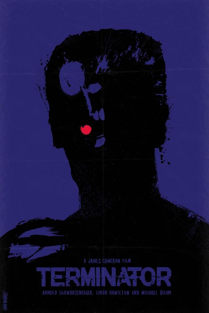 Terminator by Dan Norris