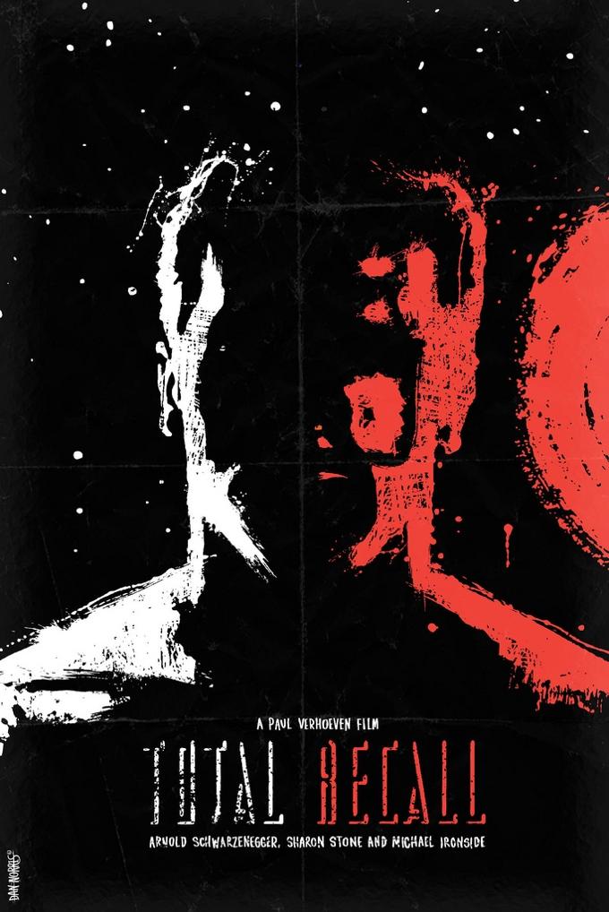 Total Recall by Daniel Norris