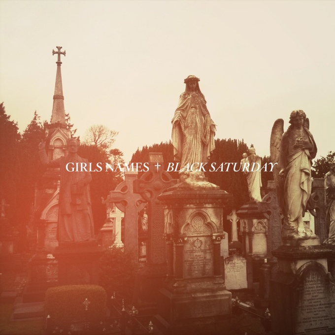 Girls Names - Black Saturday