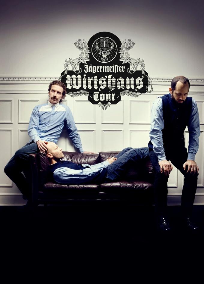 WhoMadeWho x Jägermeister Wirtshaus Tour