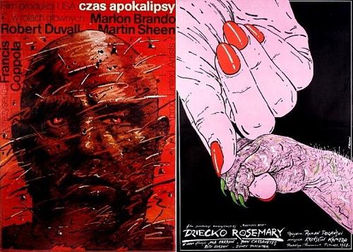 Apocalypse Now / Rosemarie's Baby