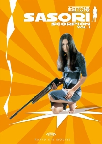 Sasori: Scorpion