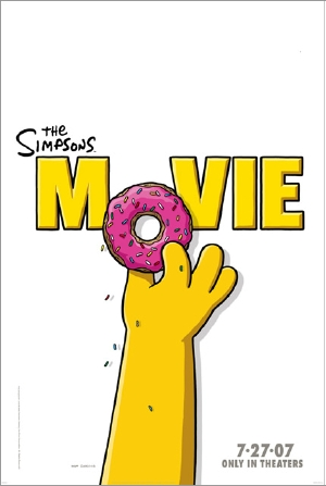 The Simpsons Movie Trailer 2