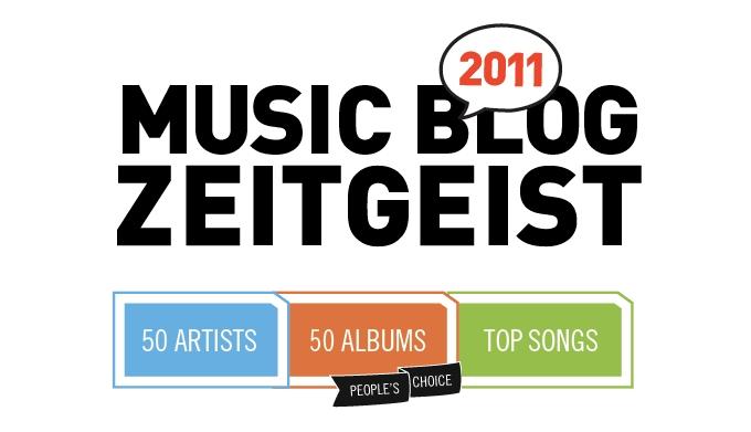 Hype Machine Music Blog Zeitgeist 2011