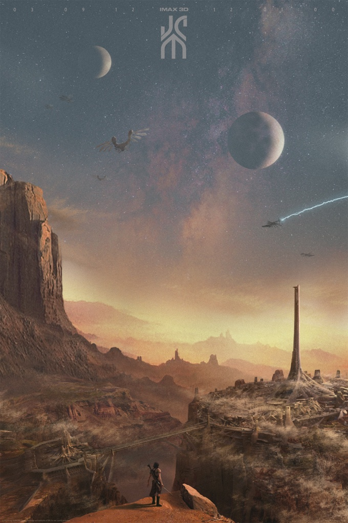 John Carter of Mars x Mondo