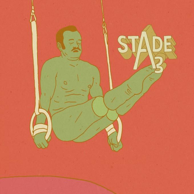 Mr Oizo - Stade 3