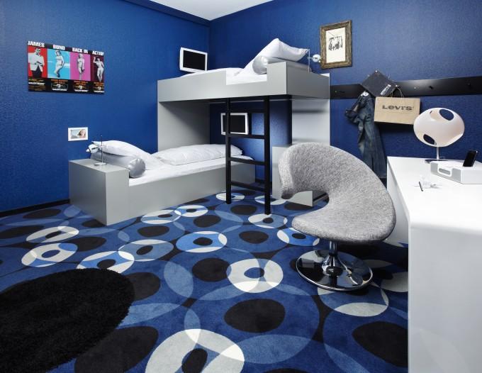 25hours hotel by levi s x 100 yards block festival cinematze. Black Bedroom Furniture Sets. Home Design Ideas