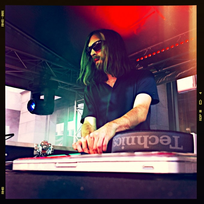 Breakbot at 100 Yards Festival