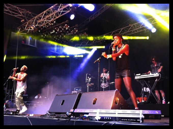 Azari & III at 100 Yards Festival