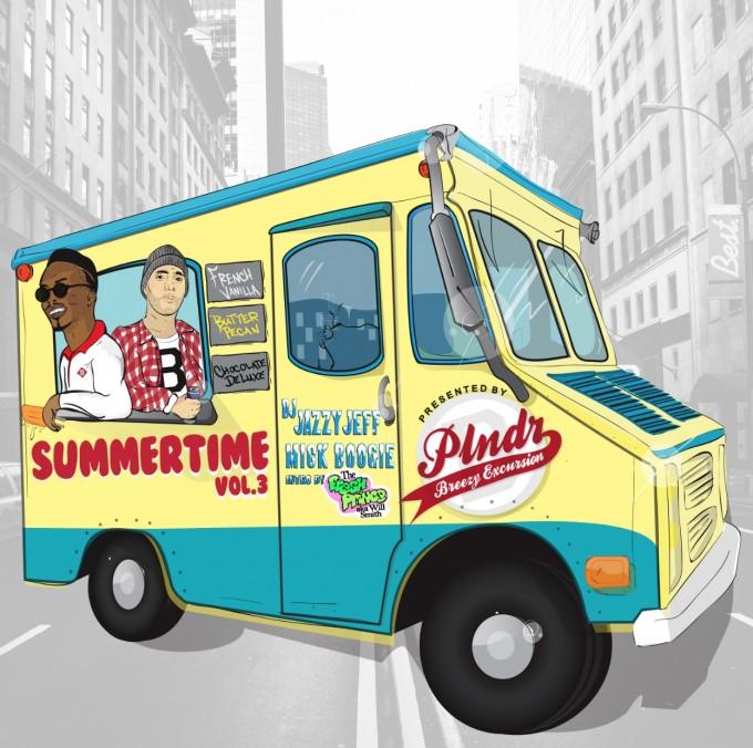 DJ Jazzy Jeff & Mick Boogie - Summertime Vol. 3