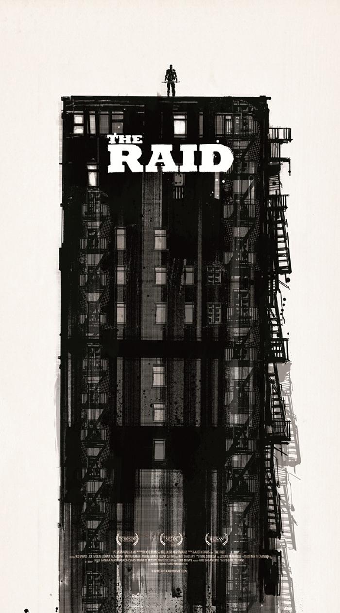 The Raid by Jock