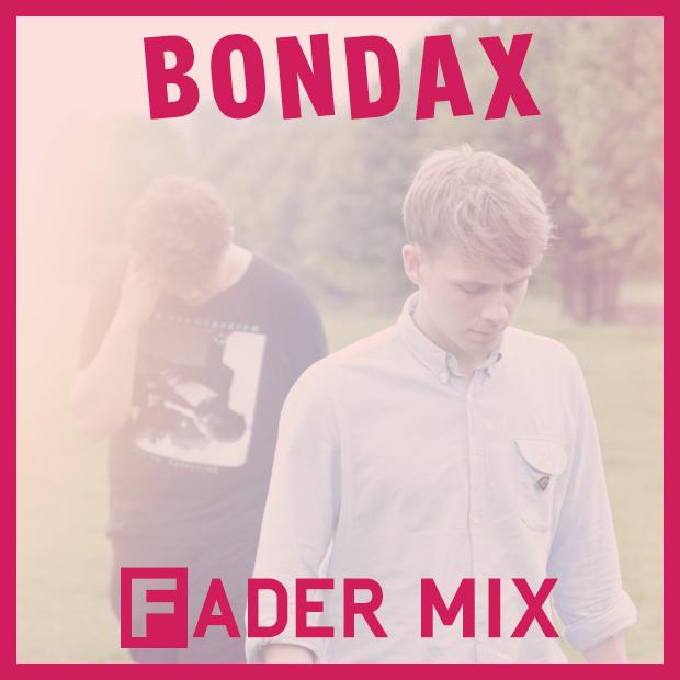 Bondax FADER Mix