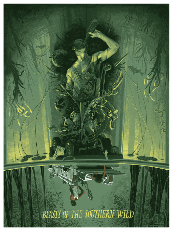 Beasts of the Southern Wild x Gallery 1988