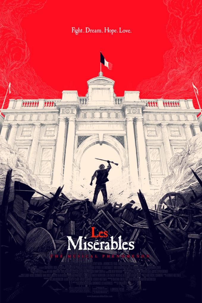 Les Misérables x Mondo