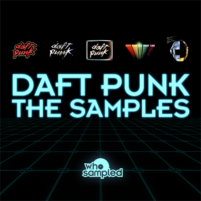 Daft Punk: The Samples Cover