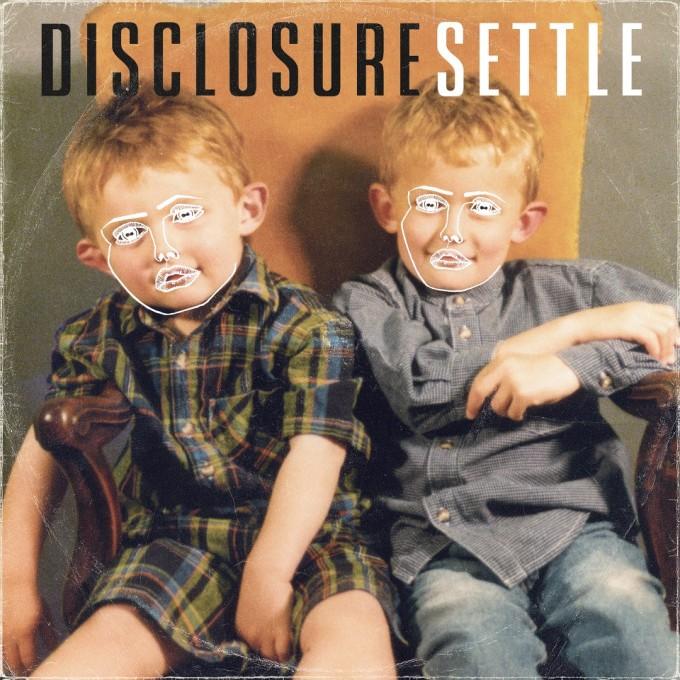 Disclosure - Settle Album Cover