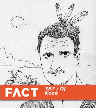 DJ Koze - FACT Mix 387