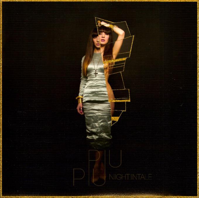 Piu Piu - Nightintale Album Cover