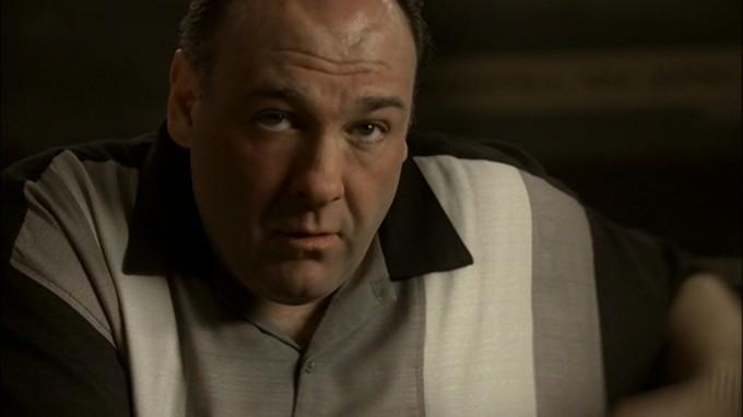 The Sopranos final scene
