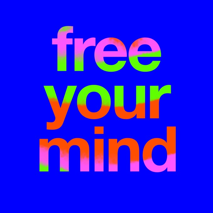 Cut Copy - Free Your Mind Album Cover