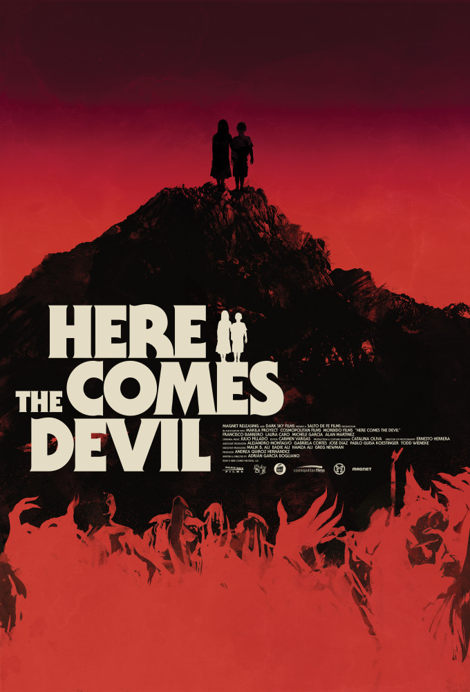 Here Comes the Devil Poster