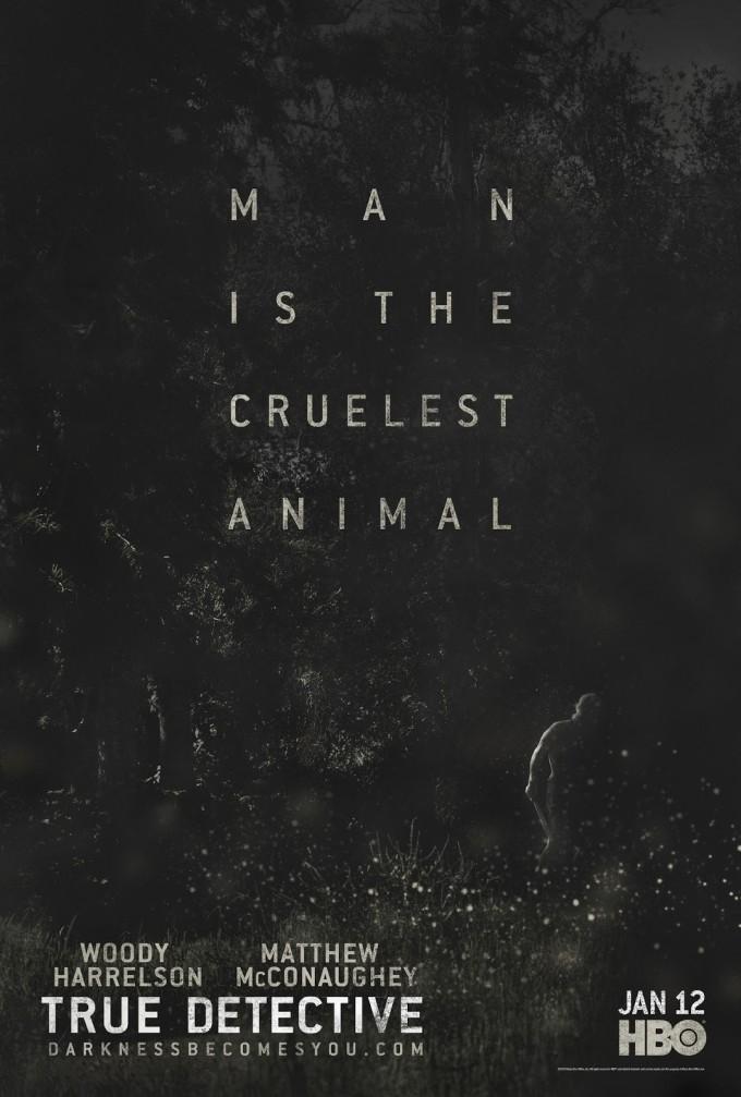True Detective Teaser Poster