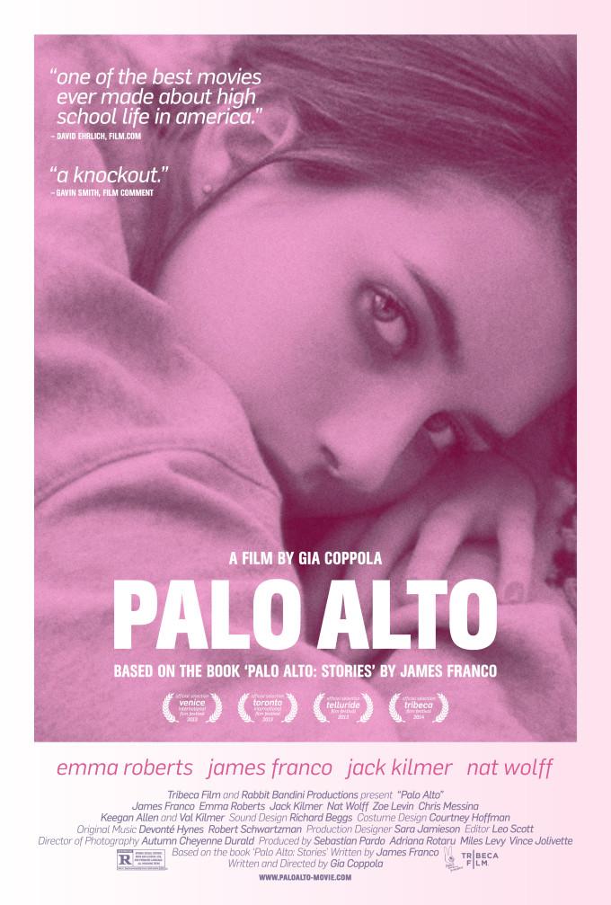Palo Alto Poster