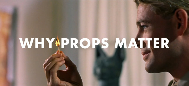 Why Props Matter