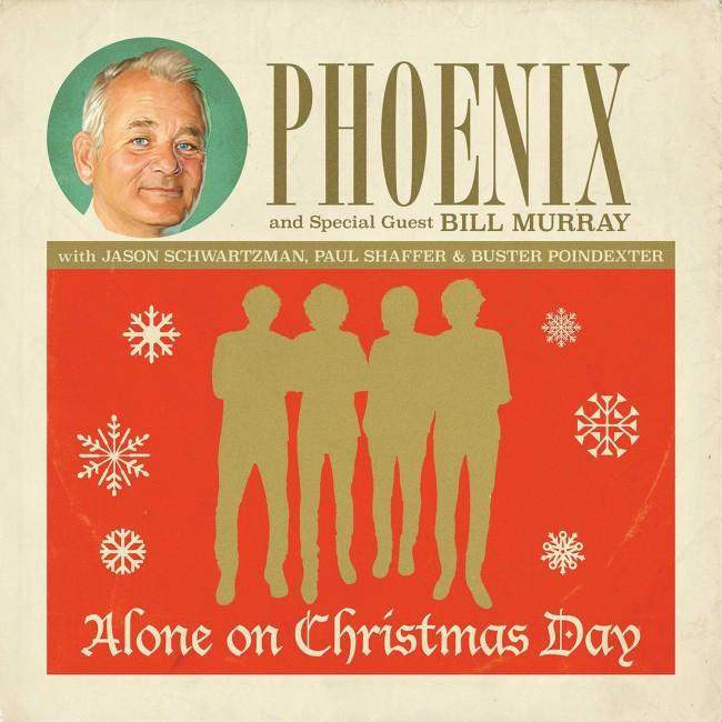 Phoenix & Bill Murray - Alone On Christmas Day