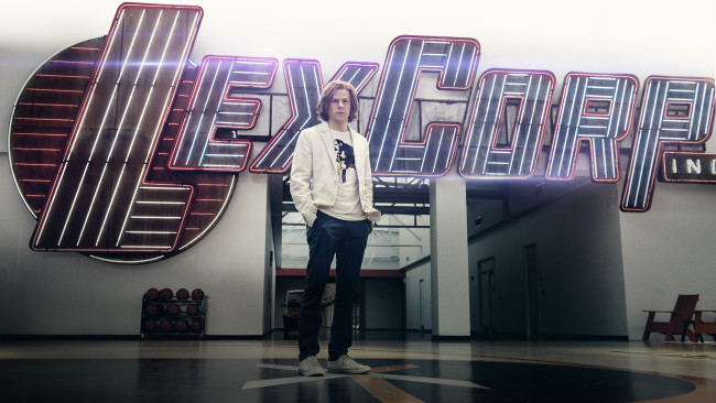 Lex Luthor profiled by Wired Magazine